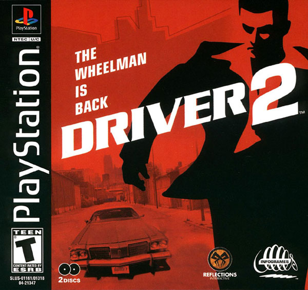 free  game driver ps1 police